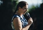 Rednerin Dr. Diana Albu-Lisson