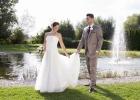 Brautpaar in einer Location in Lanzenkirchen