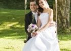 Brautpaar im Schloss Ernegg