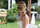 Die entzückende Braut