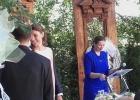 Freie Trauungszeremonie mit Diana Albu-Lisson in der Steiermark