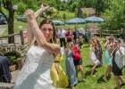 Wer kriegt den Brautstrauß?